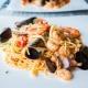 Spagetthi Frutti Di Mare